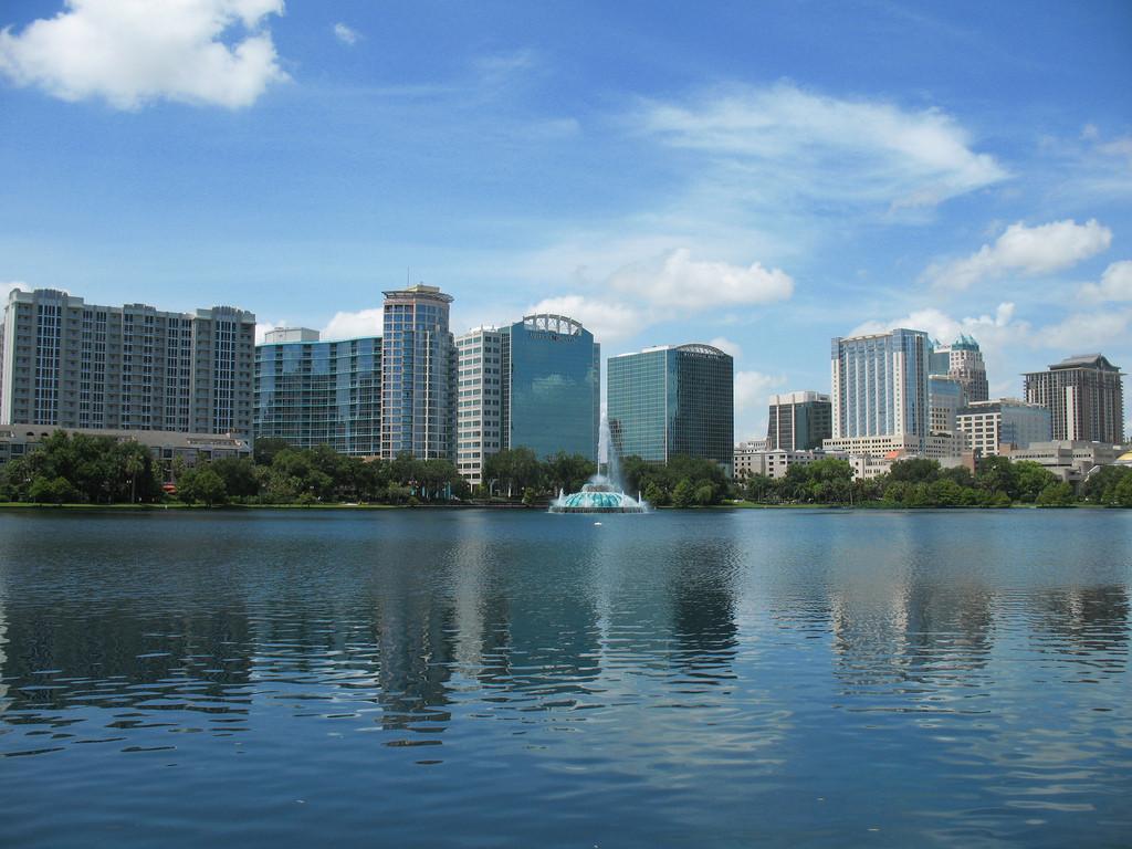 Visite Centre Ville Orlando