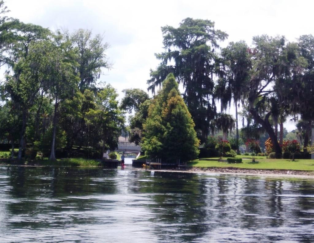 Winter Park Scenic Boat Tour.