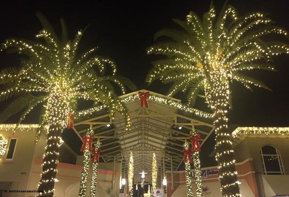 Decoration Noel Usa
