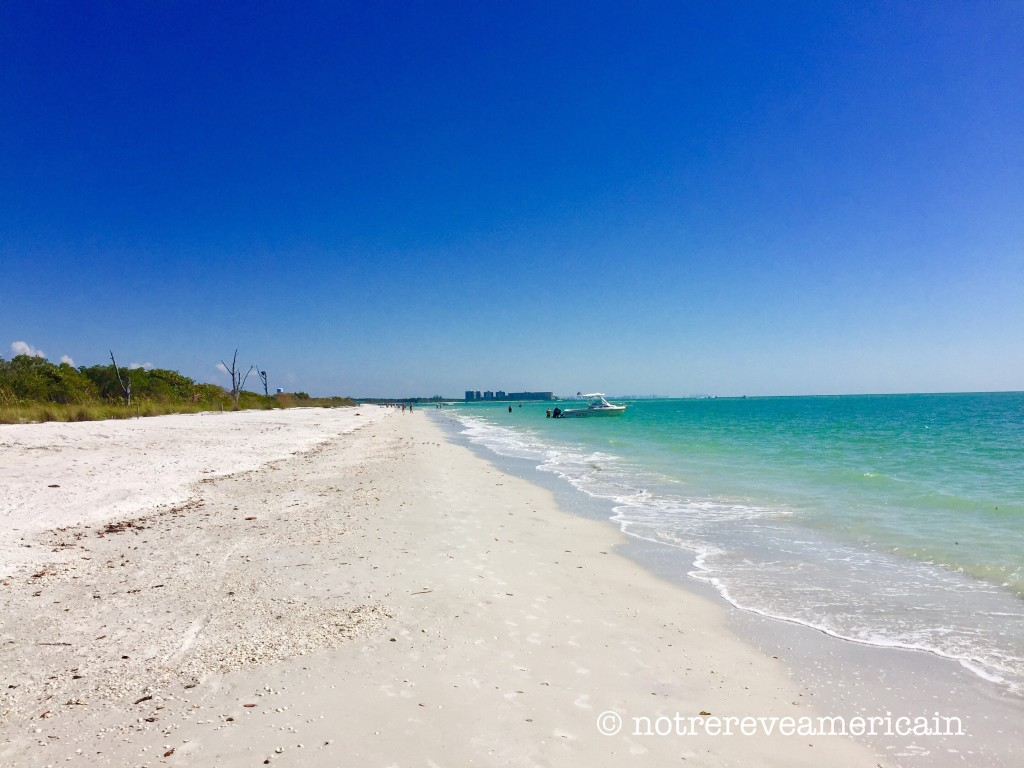 lovers key state park bonita springs floride
