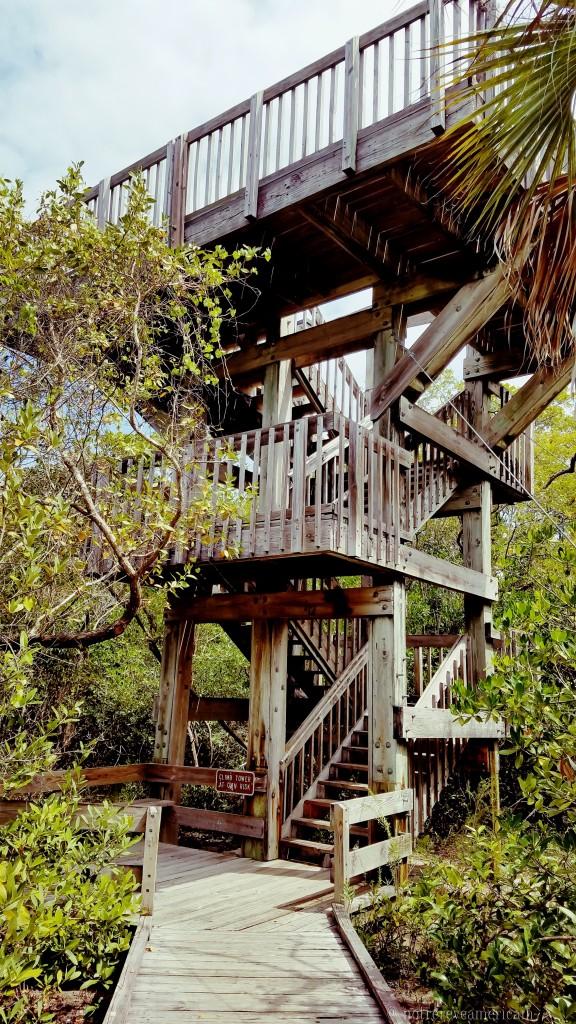 Delnor Wiggins Pass State Park à Naples Floride