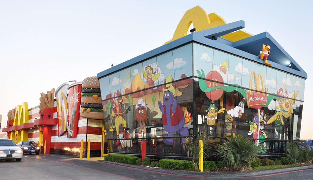 McDonalds-Dallas